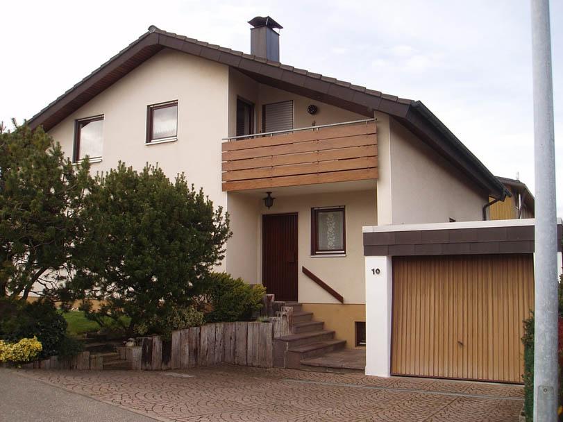 Fassade und Ausbau – Anstrich und Farbe - Hofele-Stuckateur-Maler ...