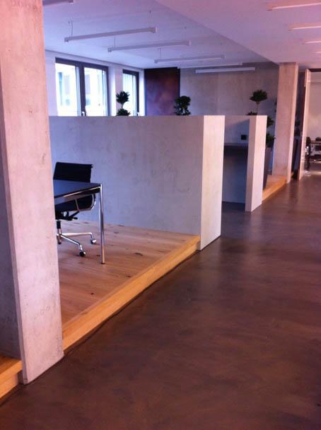 Anspruchsvoll Fugenloser Fußboden Foto Von Fugenlose-fußböden-ohne-fliesen-pflegeleicht-spachtelboden (4)