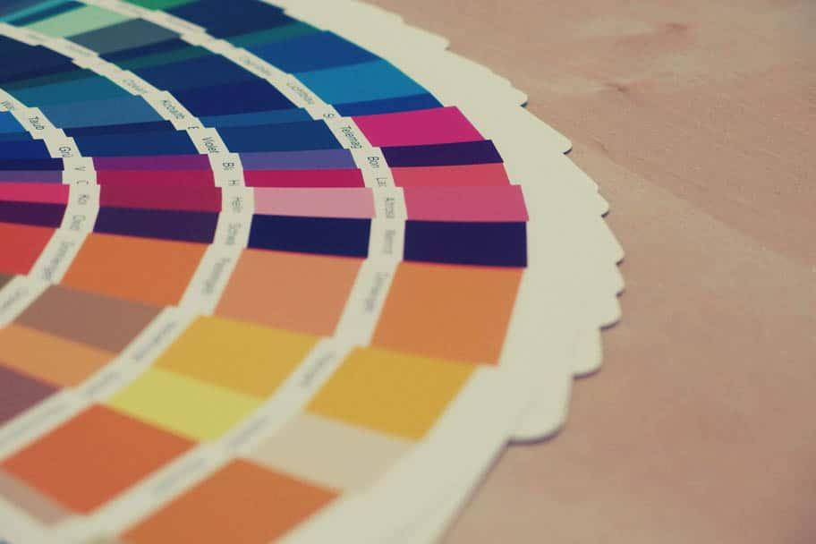 Farbkarte, Farbdesigner