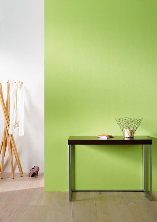 Wand in Farbe grün - Hofele Stuckateur und Maler Süssen, Kreis Göppingen